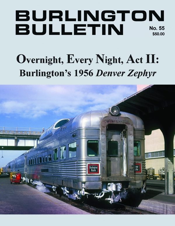 Burlington Bulletin No. 55 Cover
