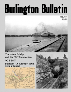 Burlington Bulletin 53 in the mail!