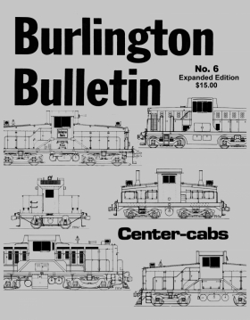 Burlington Bulletin No. 6 Reprint!!